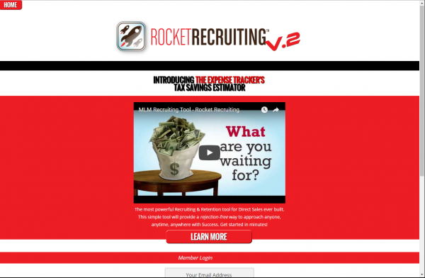 ROCKET RECRUITING TAX SYSTEM
